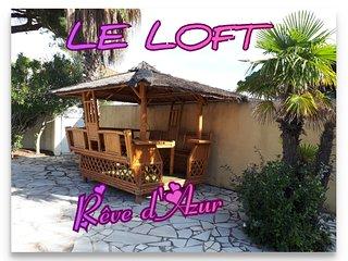 Le loft du Reve d'Azur