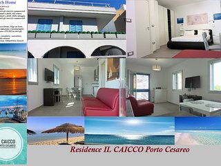 Residence IL CAICCO - Ketch Place [100 mt mare]