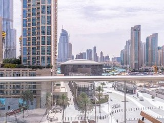 Divine Burj & Opera Views - 2BR, best place in Downtown Dubai, LONG TERM RATE