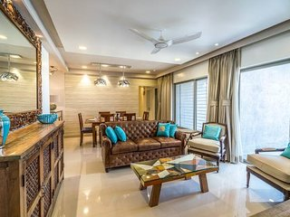 Families & Corporates, Luxe 3BR Apt, Fashion Res, Pune - ONCE INDIA REOPENS