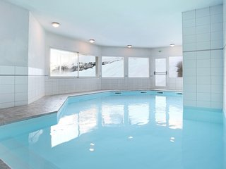 Appartement Confortable Pres des Pistes | Acces Piscine + Sauna