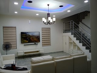 Lekki Conservation Luxury Place with Gym and Pool