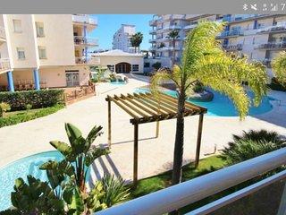 Apartamento con piscina en alquiler en Roses-PC CANIG 406