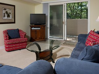 Newly renovated Harbour Town villa w/ private patio - close to lighthouse