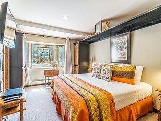 Dreamy Studio w/ Ski Storage Taos Village - Walk 500' to Lifts