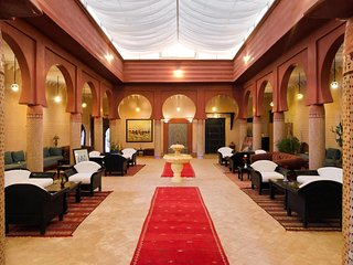 l'EssenCiel - Palais Riad Berbère (jusqu'à 50 personnes)