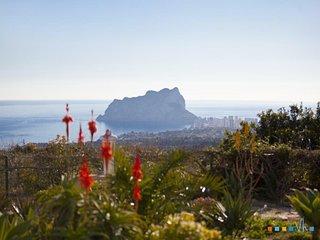 TRES PALMERAS - Villa de vacaciones con fantásticas vistas al mar