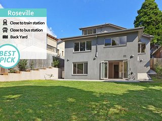 Chatswood Cosy Light-filled House 3 Bed NRV445-1