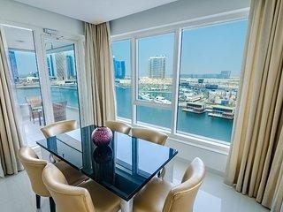 Al Ashrafia Holiday home vacation- Waterfront Three bedroom Downtown Dubai