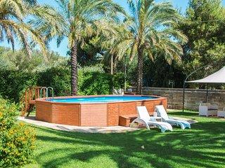 Villa Velia con piscina e ampio giardino privato