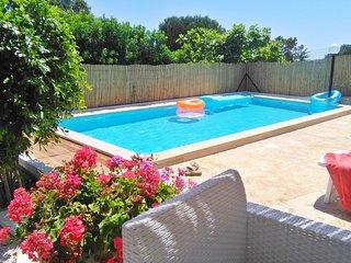 Villa Mediterranea Vista Mare con Piscina Privata