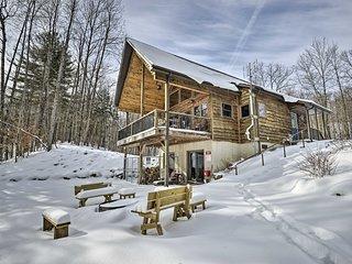 Quiet Adirondack Cabin on Private Lake!