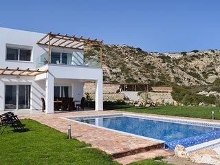 Antimacheia Villa Sleeps 6 with Pool and Air Con - 5825042