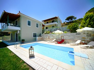 Aselinos Villa Sleeps 6 with Pool and Air Con - 5824902