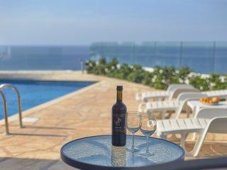 Stunning Modern Villa at the Akamas Overlooking Lara Bay Stunning Sea Views