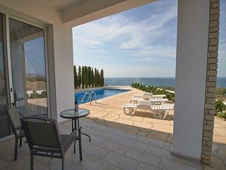 Akamas Exclusive Luxury Villa - Amazing Sea Views - Private Pool -National Park