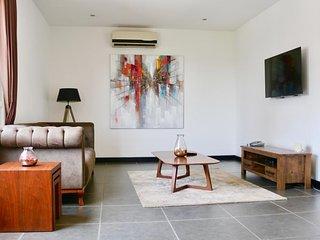 Deluxe 1 Bedroom Apartment in Osu - Pulse of Accra