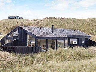 Saltum Strand Holiday Home Sleeps 8 - 5820006
