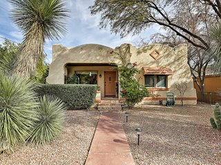 Serene Tucson Bungalow House w/ Beautiful Porch!