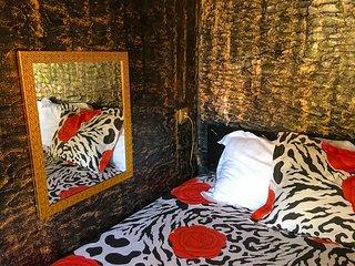 Private  apart 'Odyssey ' in Gated Nudist Resort.