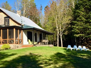 The House at Cedar Creek, Petit Train du Nord