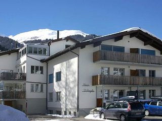 Churwalden Apartment Sleeps 6 with WiFi - 5038600