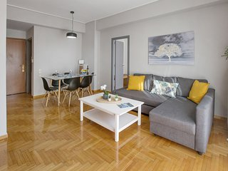 Cozy apartment in Syntagma-Plaka