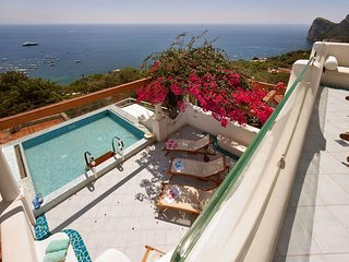 Nerano Villa Sleeps 10 with Pool and Air Con - 5825838