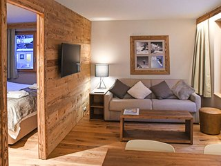 Zinal Apartment Sleeps 4 with Free WiFi - 5809330