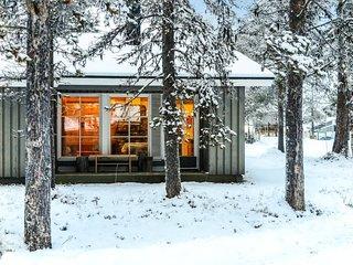 Saariselka Holiday Home Sleeps 6 - 5712735