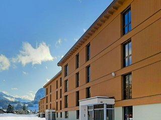 Meiringen Apartment Sleeps 4 with Free WiFi - 5807624