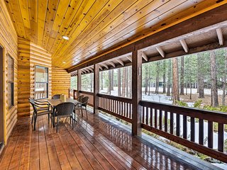 NEW! Pinetop Paradise: Hike, Fish & Golf Nearby!