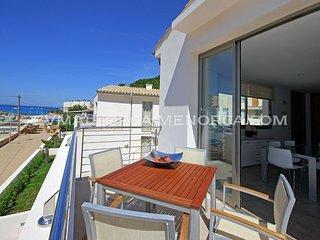 Sant Vicent de sa Cala Villa Sleeps 6 with Pool Air Con and WiFi - 5624656