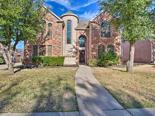 NEW! Upscale Haven w/Game Room ~ 2.5 Mi to Frisco!