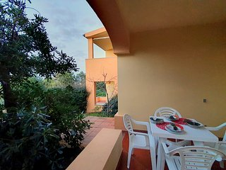Holiday apartment Evergreen with terrace
