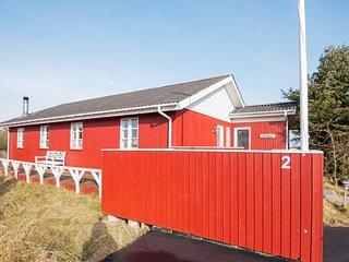 Henne Strand Holiday Home Sleeps 8 with WiFi - 5776271