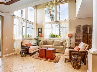 F4 Palm Villas at Mauna Lani. 3 Bedrooms. Includes Hilton Waikoloa Pool Pass2020