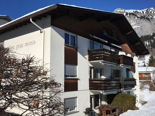 Flims Apartment Sleeps 6 with WiFi - 5794105