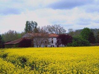 Le Moulin d'en Bas,maison de vacances Ariège Pyrénées