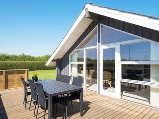Neder Sonderby Holiday Home Sleeps 6 with WiFi - 5576979