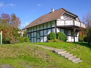 Frankenau Holiday Home Sleeps 8 with WiFi - 5825749