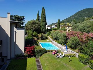 Montecucco Apartment Sleeps 5 with Pool Air Con and Free WiFi - 5825674