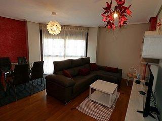 Apartamento , garaje y wifi a cinco minutos del centro