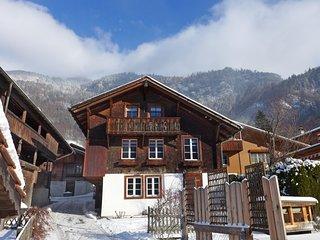 Brienzwiler Holiday Home Sleeps 4 with WiFi - 5031501
