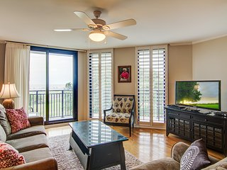 Beautiful oceanfront Wild Dunes condo with ocean views & shared pool!