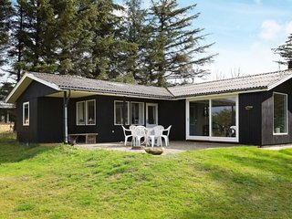 Over Ginderup Holiday Home Sleeps 5 with WiFi - 5042061