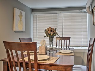 NEW! Capitol Heights Home - Minutes to Downtown DC