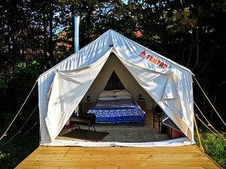 Tentrr - Pasture Paradise Camp at Parkwood Farm