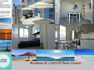Residence IL CAICCO - Shooner Place [100 mt mare]