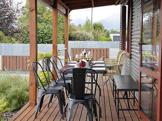 Mokonui Cottage - Te Anau Holiday Home, Abel Tasman National Park